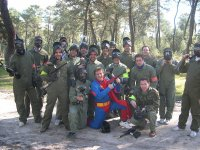 Despedida de soltero y paintball