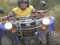 Ruta en quad