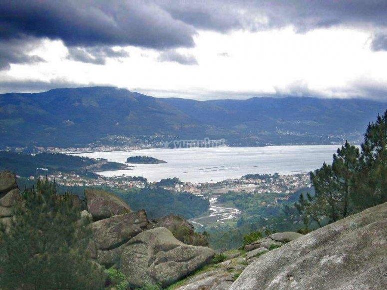 Ría de Muros - Galicia