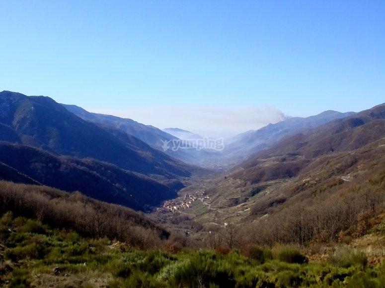 Valle del Jerte - Cáceres - Foto de J.Fernandez Pérez (Flickr)
