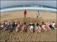 Teoria nella sabbia