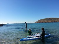 Paddle Surf by Cala Conta