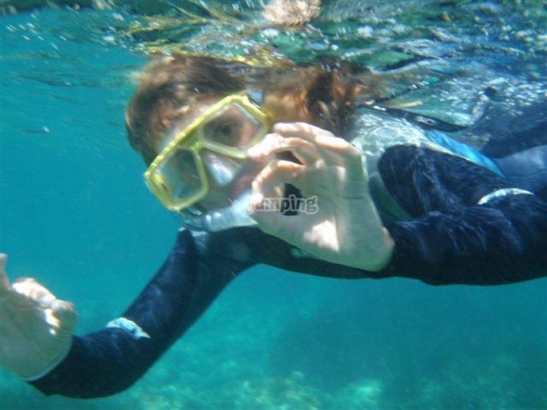Kayak Snorkel