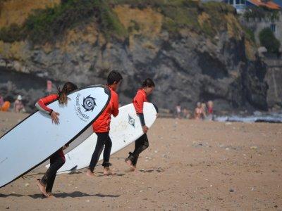Escuela de Surf Marejada Surf