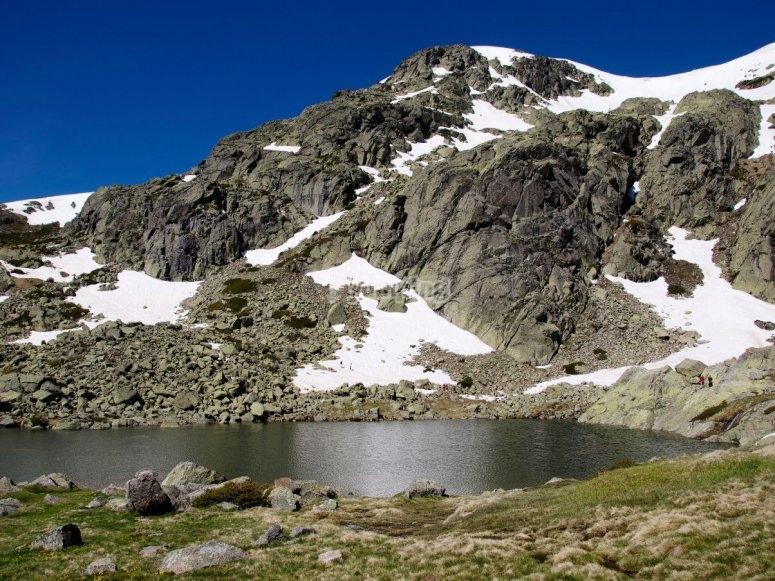 Las mejores rutas de senderismo en Madrid - Laguna de Peñalara