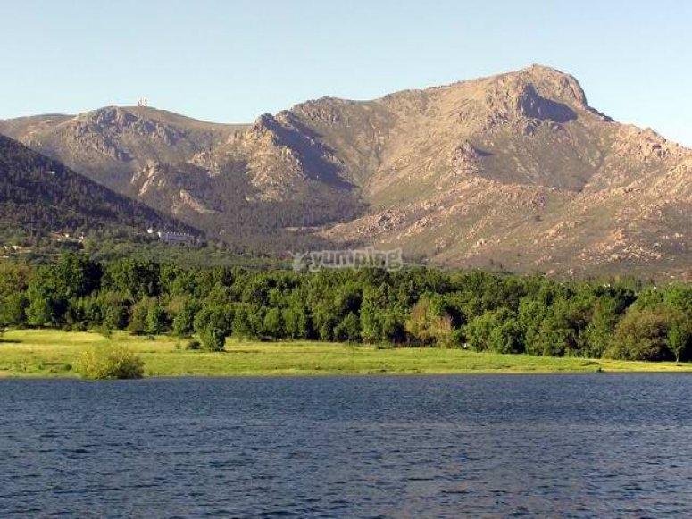 Las mejores rutas de senderismo en Madrid - Valle de la Barranca