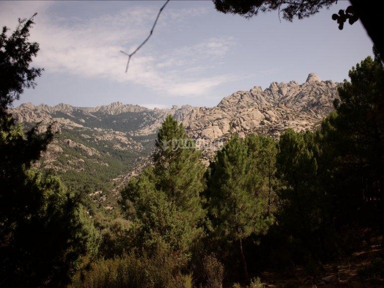 Las mejores rutas de senderismo en Madrid - Cancho de los Muertos
