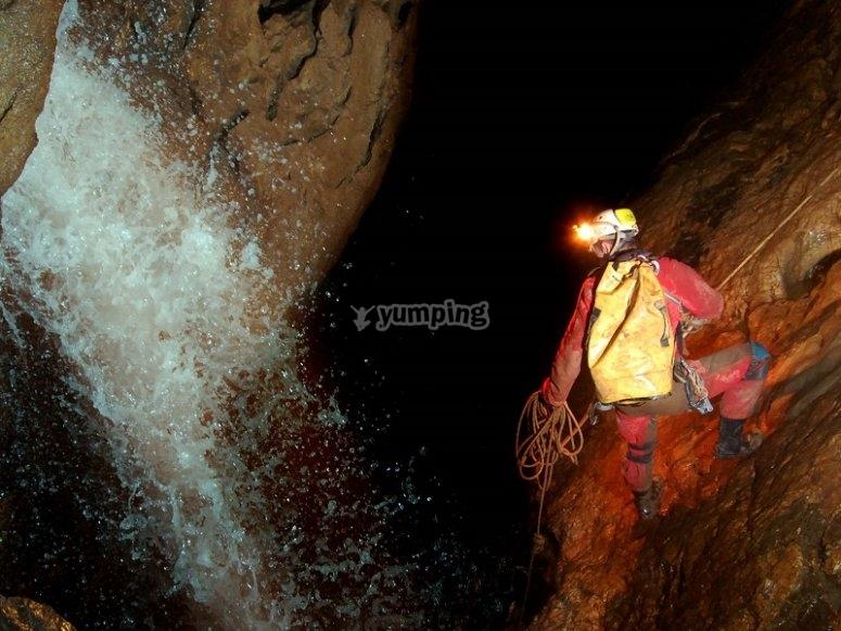 Cueva de Laminetako