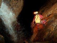 洞穴中的水生区