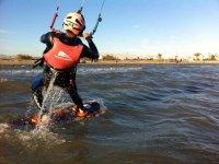 Impara il kitesurf con noi