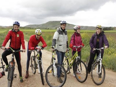 Ruta guiadas en bicicleta + almuerzo y refresco