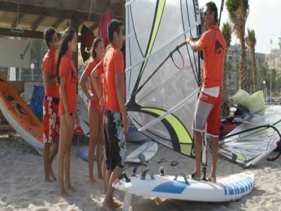 Parres Center Windsurf