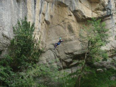 Licebar峡谷的下降,先进水平