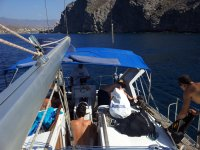 Sailboat rental with or without skipper in Almería