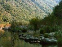 En plena Sierra Morena