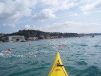Kayaks en Mataro