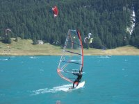 Navegación y windsurf