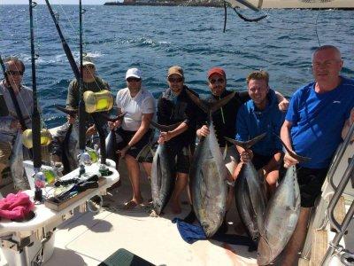 Palm Charter Pesca