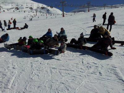 Club de Esquí Caja Rural Snowboard