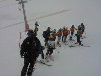 esqui de competicion