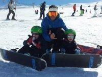 club de snowboard