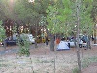 Zona Acampada Camping Bolaso