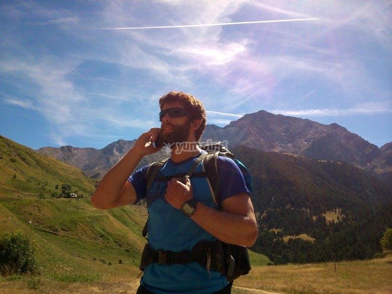 Guía rápida de primeros auxilios en la montaña - Llamada 112