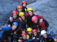 Barranco initiation