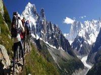 Trekking en los Alpes Franceses