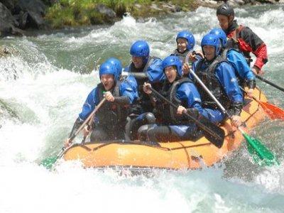 Viaje Buceo Rafting