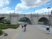 Tour en bici por Madrid