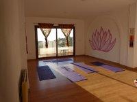 Zona de yoga