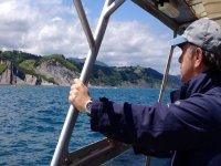 los mejores paisajes desde el barco