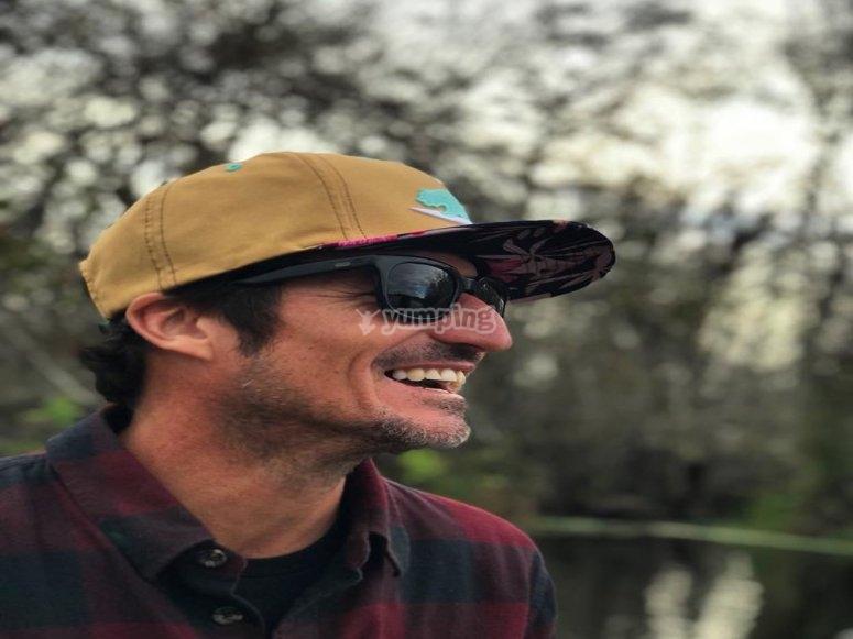 Saltador Base Carlos Pedro Briceño