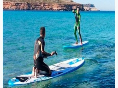 Salamandra Watersports Paddle Surf