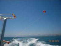 Maxima altura de vuelo sobre el mar