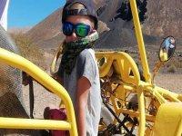 Nuestro joven viajero