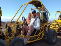 Bugguies biplaza por Fuerteventura