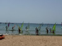 Windsurfing courses in Girona