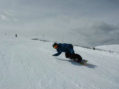 Sierra Nevada Adventure & Ski Snowboard