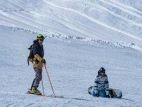 Perfecto para deportes de nieve