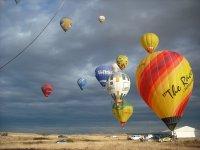 competicion de globos
