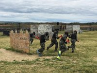 Paintball for Children w. 100 Balls Algete