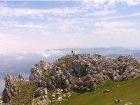 Senderismo de montaña