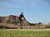 En bici por los Roncaleses