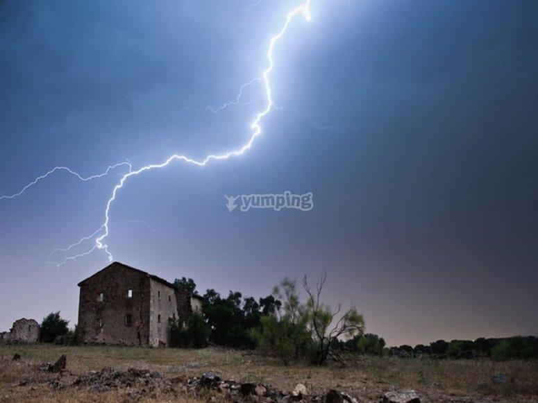 Refugio para la tormenta