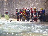 Actividades en el rio