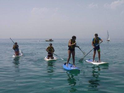 Club de Vela Platja Llarga Paddle Surf