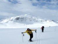 Snowshoeing in Norway