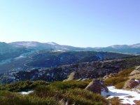 Hiking group in Ordesa